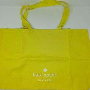 Kate Spade Reusable Tote Bag (NWT)